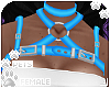 [Pets] Harness | blue