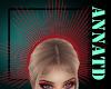 ATD*Sun headdress Red