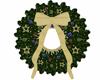 Winter Cabin Wreath