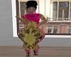 Versace Pink Jumpsuit
