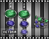 Misa Set [Purp Green]