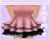 Derv. flat dance dress