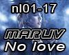 MARUV No love RUS