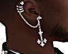 EAR CUFFS SILVER