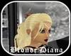 Blonde Diana Hair