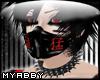 !MB! Fierce Mask ~ Red