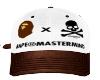 BAPE*MASTER CAP(F)