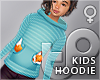 TP Kids Hoodie - Fox