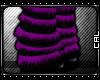 [c] Kyp Legwarmer Purple
