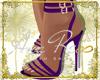 A Purple Heels