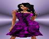 MzM Purple Corset XXL