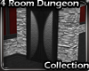 4 Room Dungeon Door 1