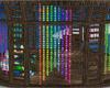 Rainbow Bead Notched