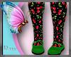 KIDS Cherry Shoes