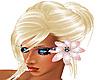 Hot Pink Ear Flower!