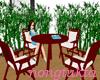 ntt garden table set