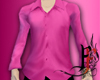 Soulful Pink Silk Shirt