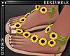 0 | Flower Sandals