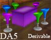 (A) Club Table