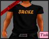 Broke shirt