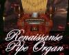 renaissance pipe organ