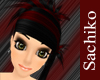 {AP} Black&Red Sachiko