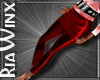 Red Holiday Pants