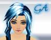 GA Female Animated Hair