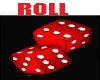 DICE ROLLING * RED
