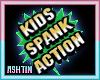 ! KIDS Spank Action 5