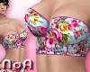*NoA*Flower Mini Corset1