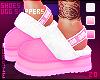 в. UGG Slippers Blush