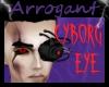 Cybors L eye