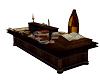 Hogwarts Library Desk