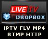Live TV MP4 Dropbox +24