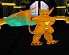 AnySkin Dragon Horns M