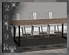 Rus: Sunroom Dining Set