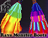 Rave Monster Boots M/F
