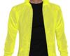 Bomber Jacket Yellow