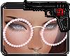 {A} perl glasses