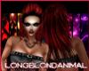 Red Roxy hair