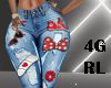 `A` Crazy jeans RL