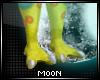 Chameleon Feet *M*