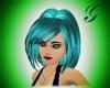 ocean green hair