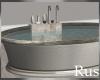 Rus Burke Oval Tub