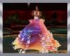 robe bal fleur 3