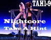Nightcore-Take A Hint