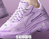 Balence Triple S Purple