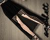 5. Half Sheer Skirt