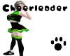 Cheerleader Black